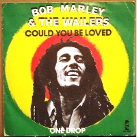 Bob Marley Could You Be Loved Artwork