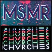 MS MR Hurricane (CHVRCHES Remix) Artwork
