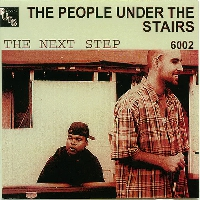 People Under The Stairs The Next Step II Artwork