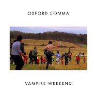 Vampire Weekend Oxford Comma Artwork