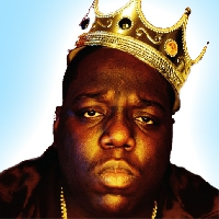 The Notorious B.I.G. Freestyle Live at Mister Cee's Artwork