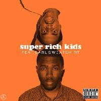 Frank Ocean Super Rich Kids (Ft. Earl Sweatshirt) Artwork