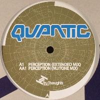 Quantic Perception Artwork