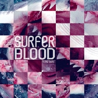 Surfer Blood Harmonix Artwork