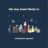 The Boy Least Likely To Christmas Isn't Christmas Artwork