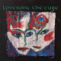 The Cure Lovesong (Diplo Remix) Artwork