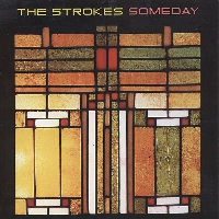 The Strokes Someday Artwork