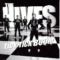 The Hives Tick Tick Boom Artwork