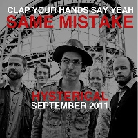Clap Your Hands Say Yeah Same Mistake Artwork