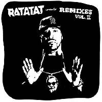 Kanye West Get 'em High (Ratatat Remix) Artwork