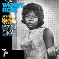 Wendy Rene After Laughter Comes Tears (Nicolas Jaar Remix) Artwork
