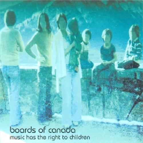 Boards of Canada - Aquarius