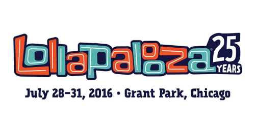 Lollapalooza Unveils 25th Anniversary Lineup