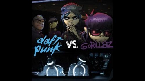 Daft Punk vs. Gorillaz - 19-2000 Funk