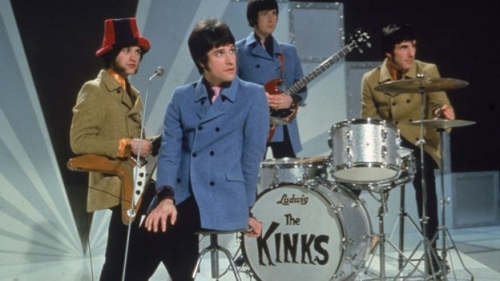 The Kinks' Ray Davies Knighted for Service to the Arts