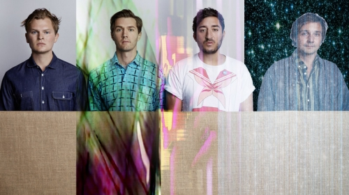 Grizzly Bear's New Album Painted Runes, Single & Tour Dates