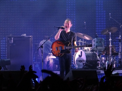 Radiohead Stand Strong Against Ken Loach Over Israel Gig