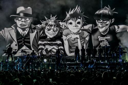 Live in Chicago: Gorillaz Humanz World Tour