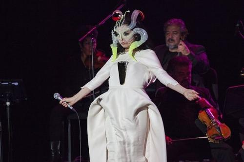 Björk's Unreleased New Album on eBay