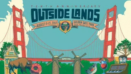 Outside Lands 2017:  Recommended Music & Food Pairings