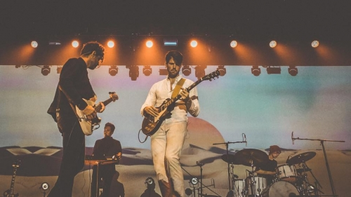 Live Review: Tycho Transcends The San Diego Observatory