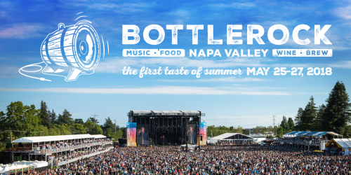 A Preview Of BottleRock Napa Valley 2018
