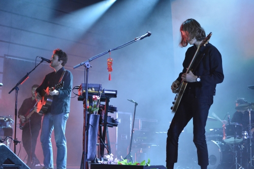 Live Review: Fleet Foxes's Crack-Up Is A Post-Rock Anomaly
