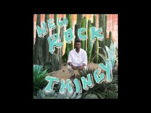 Joshua Crumbly - New Rock Thingy