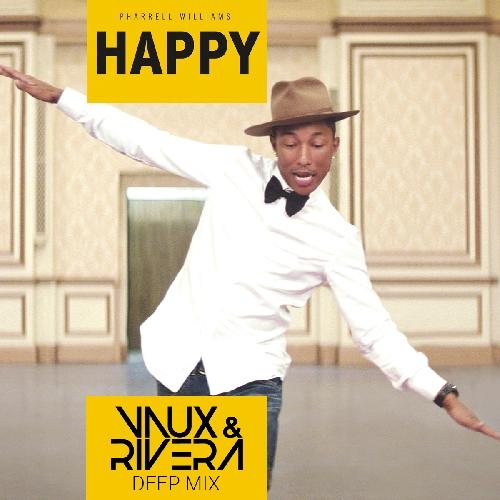 Pharrell Williams - Happy (Vaux & Rivera Remix)