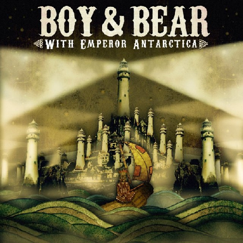 Boy and Bear - The Storm