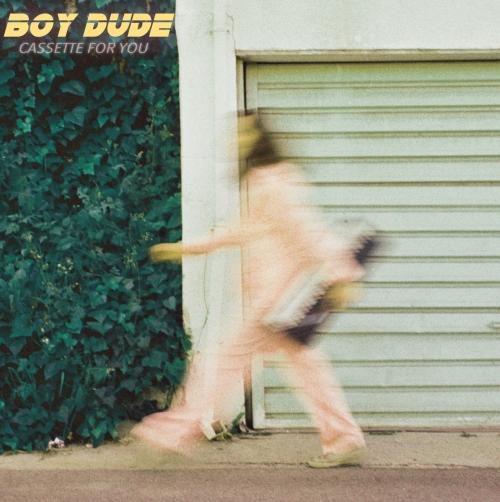 BOY DUDE - Cosmic Lines