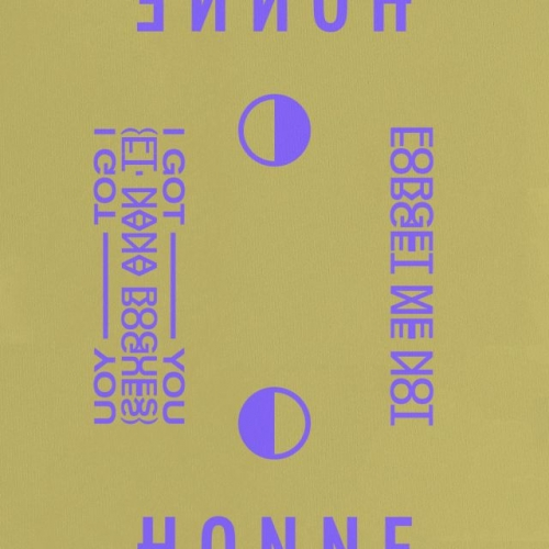 HONNE - Forget Me Not