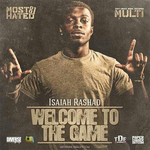Isaiah Rashad - Shot U Down Remix (Ft. Jay Rock & ScHoolboy Q)