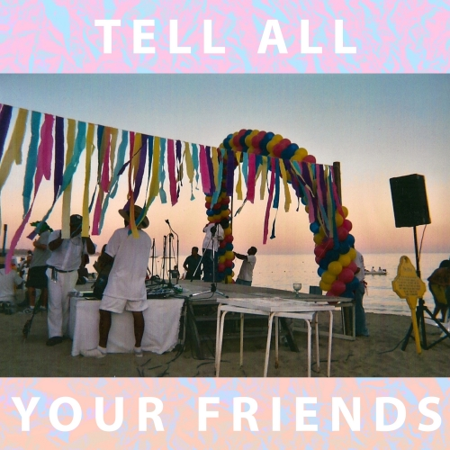 Magic Bronson - Tell All Your Friends