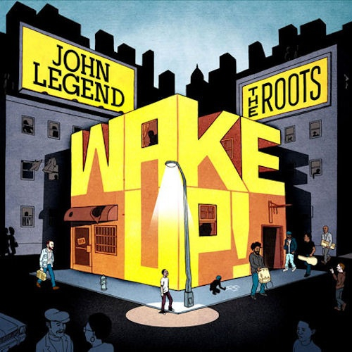 John Legend & The Roots - Wake Up Everybody (Ft. Common and Melanie Fiona)