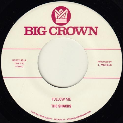 The Shacks - Follow Me