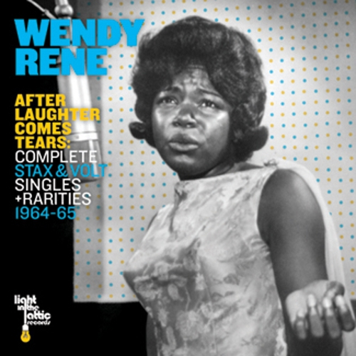 Wendy Rene - After Laughter Comes Tears (Nicolas Jaar Remix)