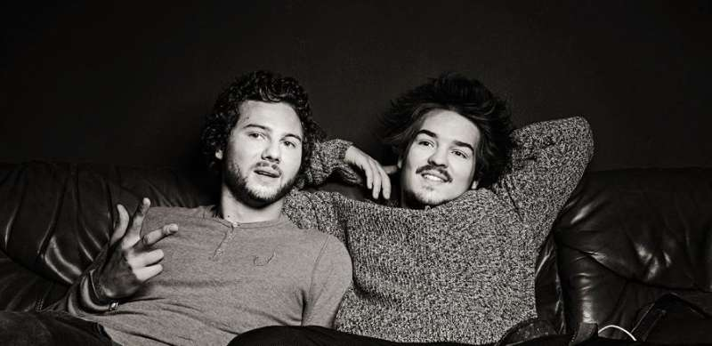 Milky Chance Makes A Playlist