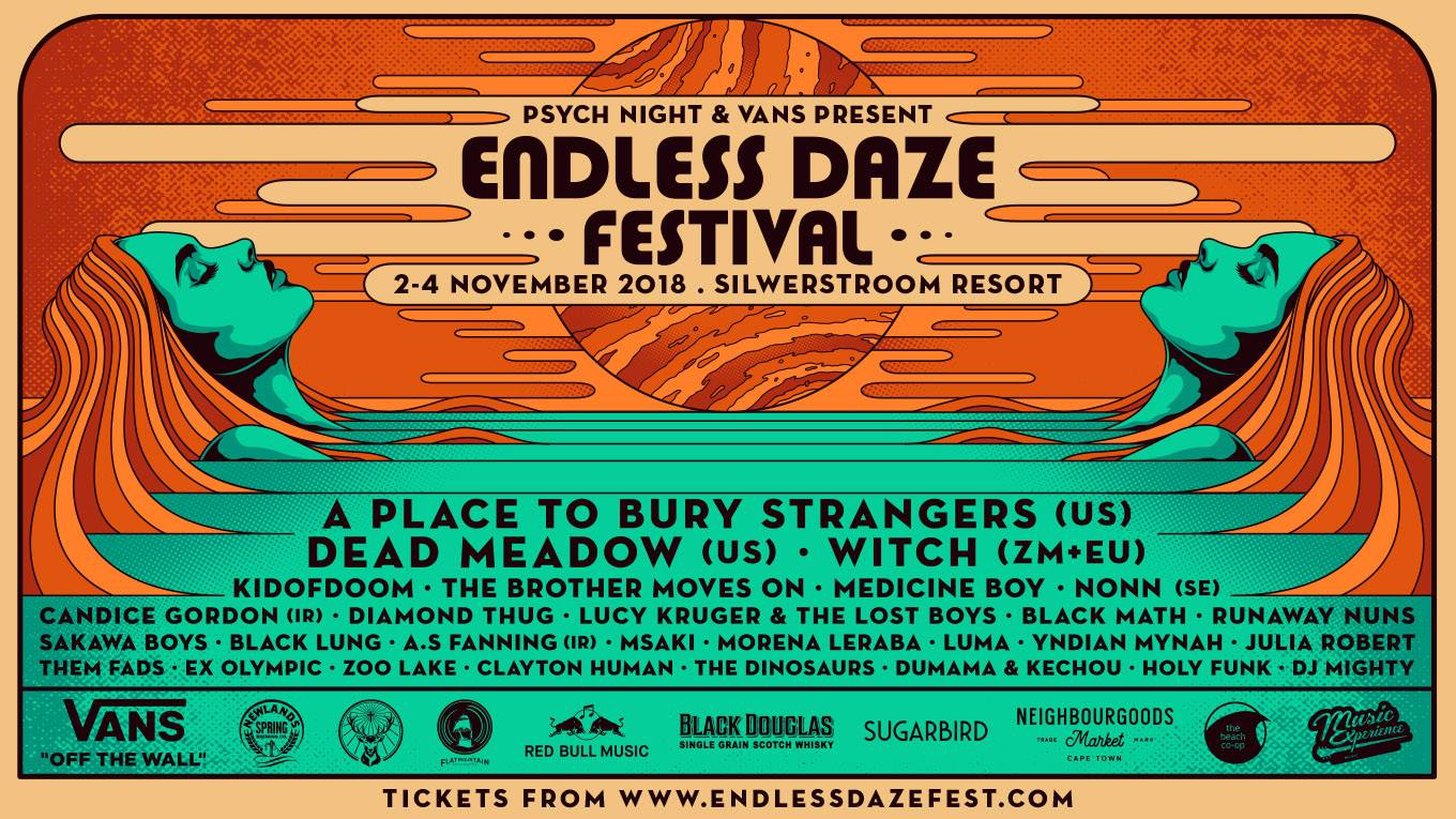 Endless Daze 2018 Preview