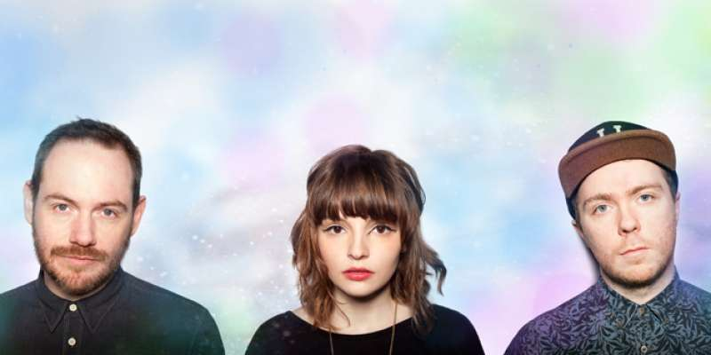 A playlist for fans of CHVRCHES